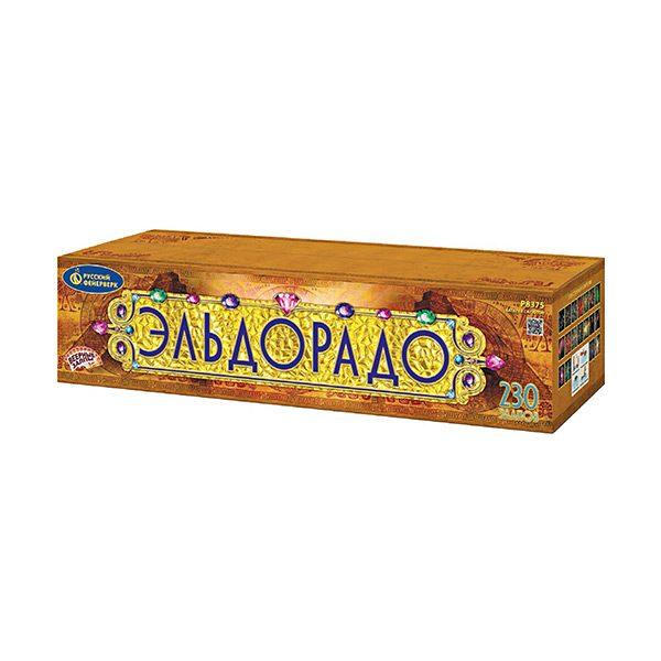 Батарея салютов Р8375 Эльдорадо